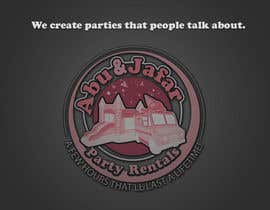 #4 for Design a Business Card for a Party Rentals company af whitishblack