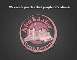 #7 for Design a Business Card for a Party Rentals company af whitishblack