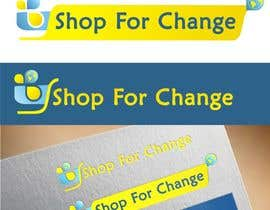 "#47 para Design a Logo for ""Shop for Change"" por drimaulo"