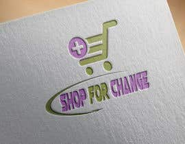 "#40 para Design a Logo for ""Shop for Change"" por LushDesigner"
