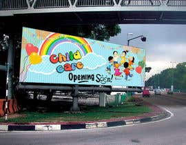 #21 cho Design a Banner for Child Care Centre bởi mahiweb123