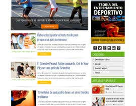 aayomiyadav tarafından Create a website for a blog and author's information için no 5