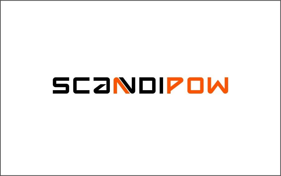 Contest Entry #                                        44                                      for                                         Simple and neat logo needed for ScandiPow (Title only so no extra graphics needed)
