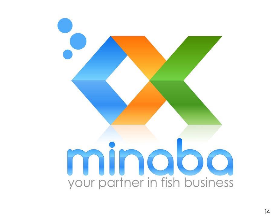 Bài tham dự cuộc thi #108 cho minaba logo