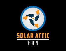 #7 for Solar Attic Fan af ZouKhowaja