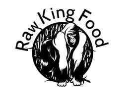 #124 for RawKing Foods Gorilla Design af rafaEL1s