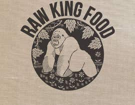 #133 for RawKing Foods Gorilla Design by manakiin