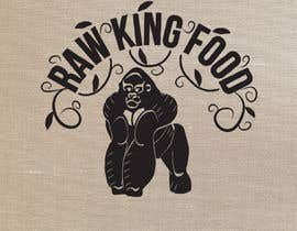 nº 171 pour RawKing Foods Gorilla Design par manakiin