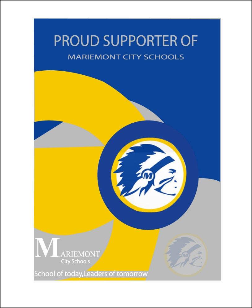 Konkurrenceindlæg #                                        15                                      for                                         Design a Sign for Proud Supporters