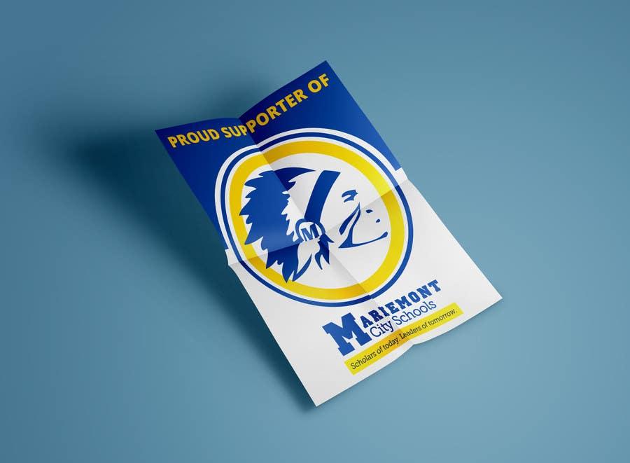 Konkurrenceindlæg #                                        22                                      for                                         Design a Sign for Proud Supporters