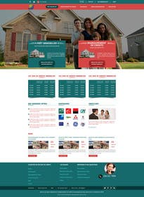 #1 untuk I need Mockup for Website for Home Credit oleh logodesire
