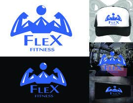 #30 para Design a Logo for FLEX FITNESS por hasanimran3232