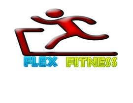 Nro 23 kilpailuun Design a Logo for FLEX FITNESS käyttäjältä ionutcosma