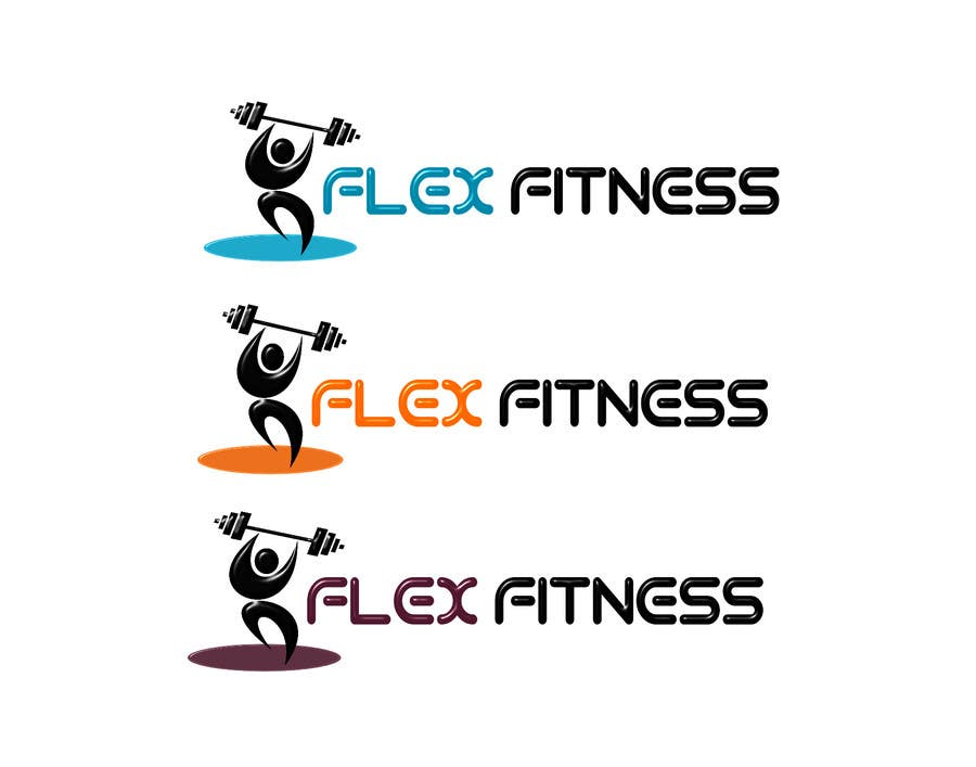 Konkurrenceindlæg #35 for Design a Logo for FLEX FITNESS