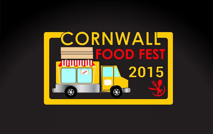 Contest Entry #                                        7                                      for                                         Design a Logo for food festival