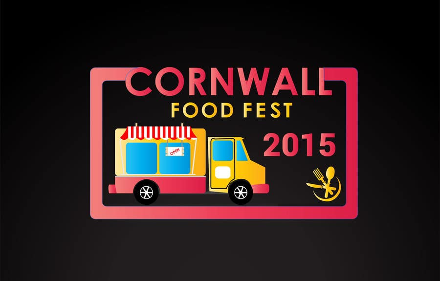 Contest Entry #                                        8                                      for                                         Design a Logo for food festival