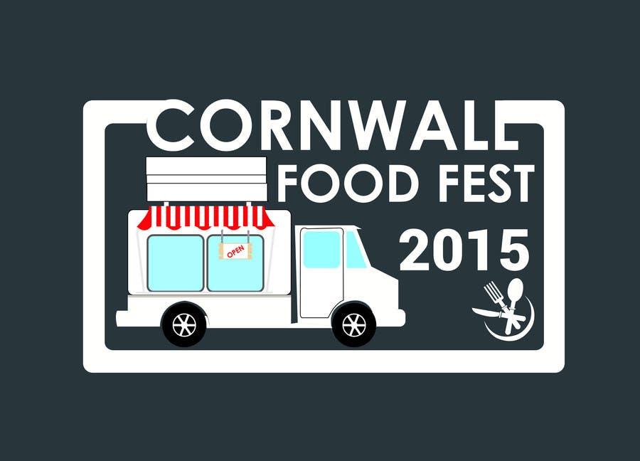 Contest Entry #                                        9                                      for                                         Design a Logo for food festival