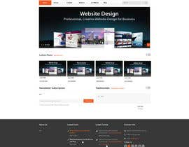 nº 2 pour Create PSD Template for WordPress Site par unblogger