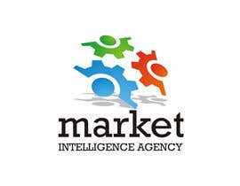 #18 för Logo Design for Market Intelligence Agency av astica