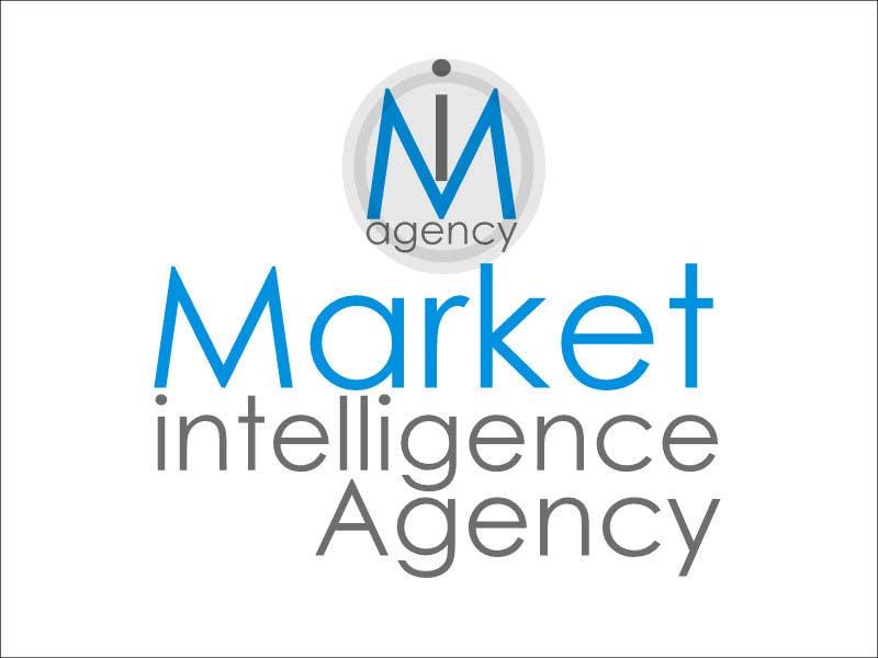 Konkurrenceindlæg #20 for Logo Design for Market Intelligence Agency