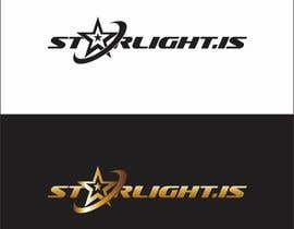 #178 for Design a Logo for starlight.is by tengoku99