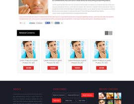 #31 cho Design a Website for PARSA SKIN CARE bởi webmastersud