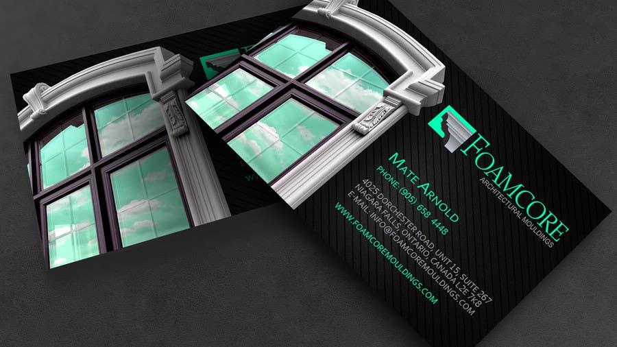 Bài tham dự cuộc thi #14 cho Foamcore Mouldings Card Design