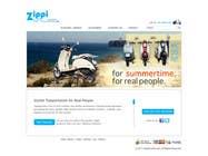 Graphic Design Konkurrenceindlæg #67 for ZippiScooter.com Ad Campaign
