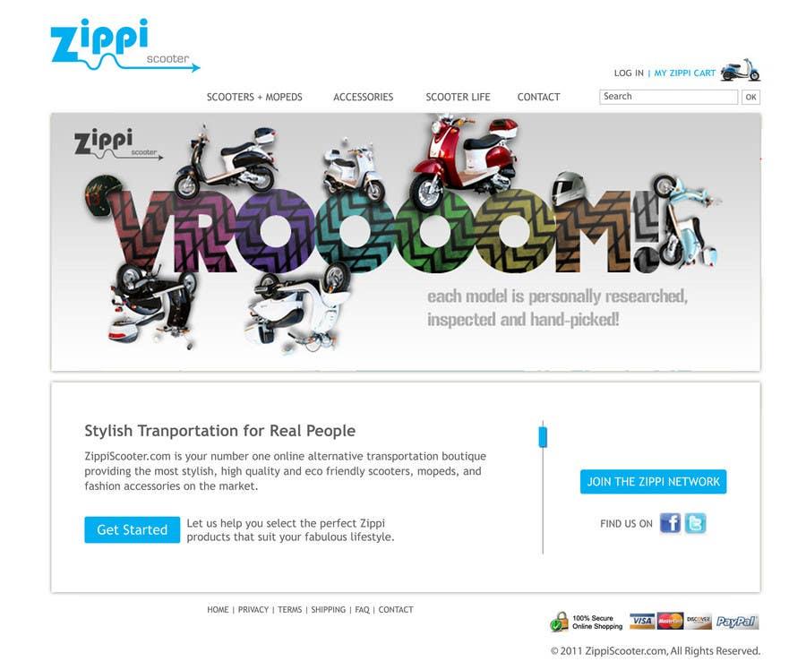 Konkurrenceindlæg #                                        63                                      for                                         ZippiScooter.com Ad Campaign