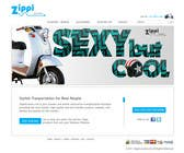 Graphic Design Konkurrenceindlæg #64 for ZippiScooter.com Ad Campaign