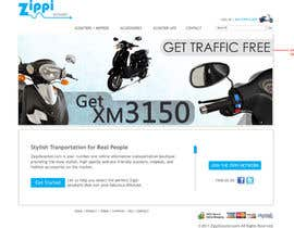 Rflip tarafından ZippiScooter.com Ad Campaign için no 15