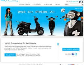 #40 for ZippiScooter.com Ad Campaign by Bomazu