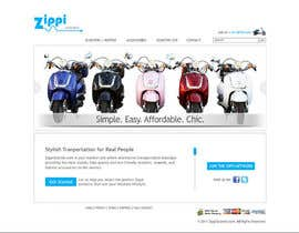 #12 for ZippiScooter.com Ad Campaign by teor2008