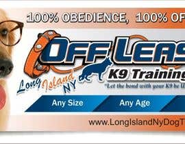 #10 untuk Design a Logo and Cover Photo for Off Leash K9 Long Island oleh indraDhe