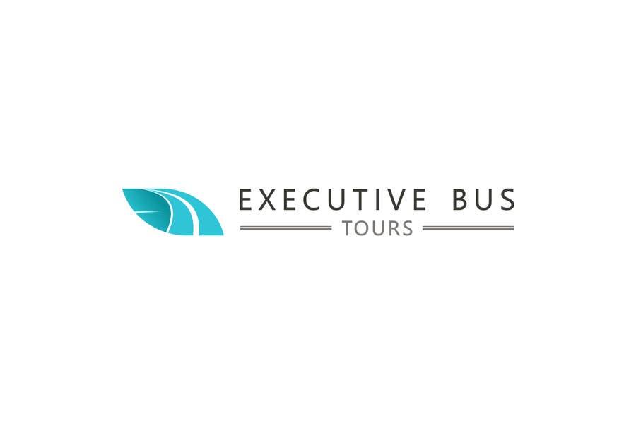 Konkurrenceindlæg #                                        16                                      for                                         Design a Logo for Executive Bus Tours