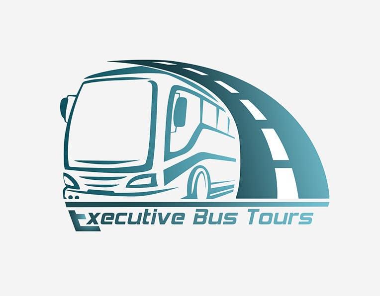 Konkurrenceindlæg #                                        46                                      for                                         Design a Logo for Executive Bus Tours