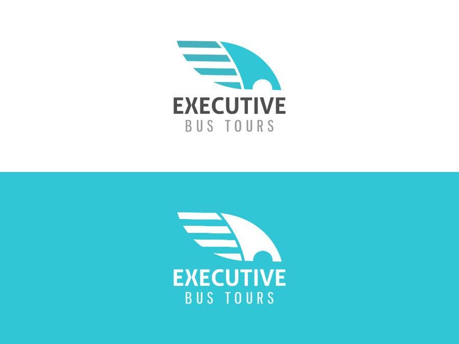 Konkurrenceindlæg #                                        78                                      for                                         Design a Logo for Executive Bus Tours