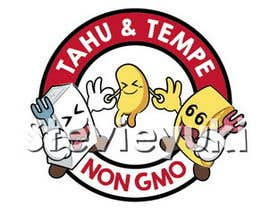 #2 para Alter some Images for TAHU TEMPE NON GMO por Stevieyuki