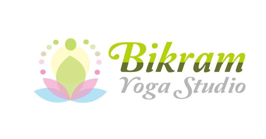 Penyertaan Peraduan #33 untuk Bikram Yoga Mendon Logo design