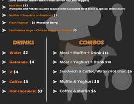 #5 cho Design Menu for a two day bodybuilding event bởi baenajesus75