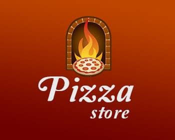 Nro 43 kilpailuun Design a Logo for pizza käyttäjältä albertosemprun