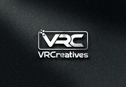 #9 untuk Design a Logo for VRC (VRCREATIVES) oleh tusharpaul87