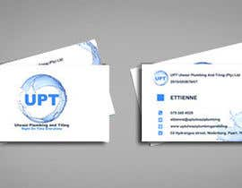 #3 untuk Design a letterhead and business cards for a plumbing and tiling company oleh janikasika