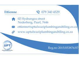 #5 untuk Design a letterhead and business cards for a plumbing and tiling company oleh pugazhenthik