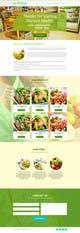 Konkurrenceindlæg #                                                1                                              billede for                                                 Design a Website Mockup for A Health Food Shop
