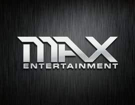 #201 untuk Design a Logo and Business Cards for Max Entertainment oleh trying2w