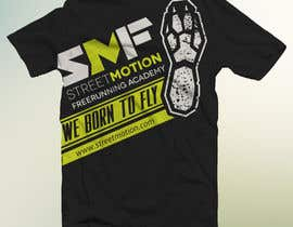 #24 untuk Design a T-Shirt for Parkour/Freerunning oleh publismart