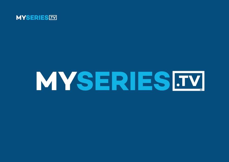 Konkurrenceindlæg #                                        12                                      for                                         Design a Logo for a website about TV series