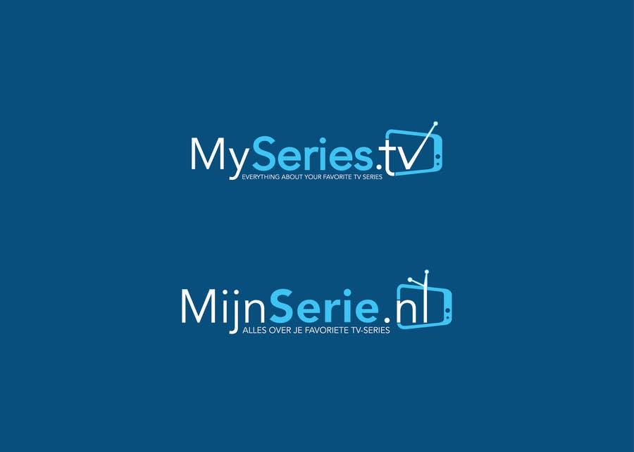 Konkurrenceindlæg #                                        36                                      for                                         Design a Logo for a website about TV series