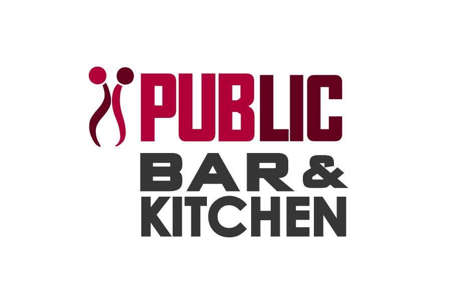 Конкурсная заявка №409 для Logo Design for Exciting New Bar & Restaurant